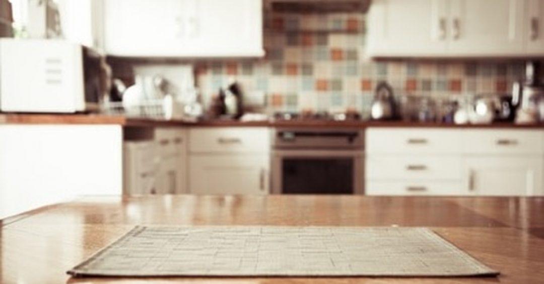 Houd je keuken schoon en gezond