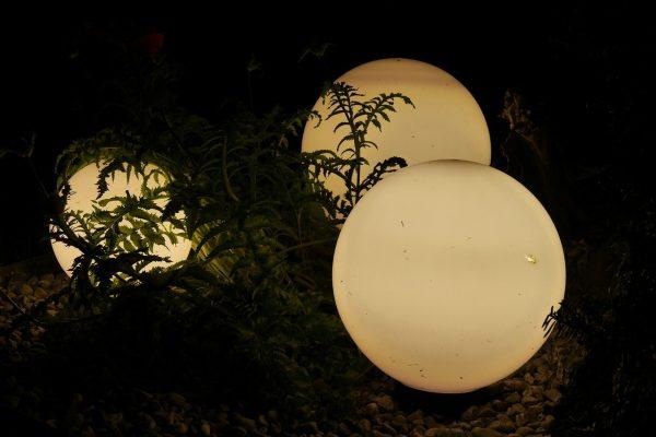 besparen buitenverlichting