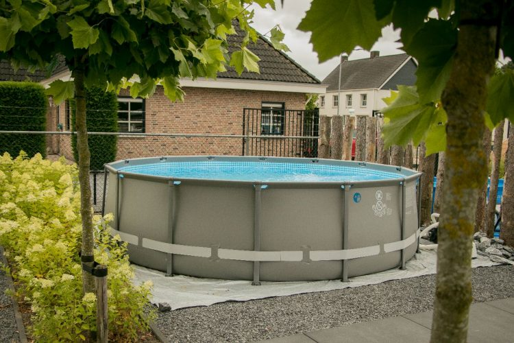 opzet zwembad