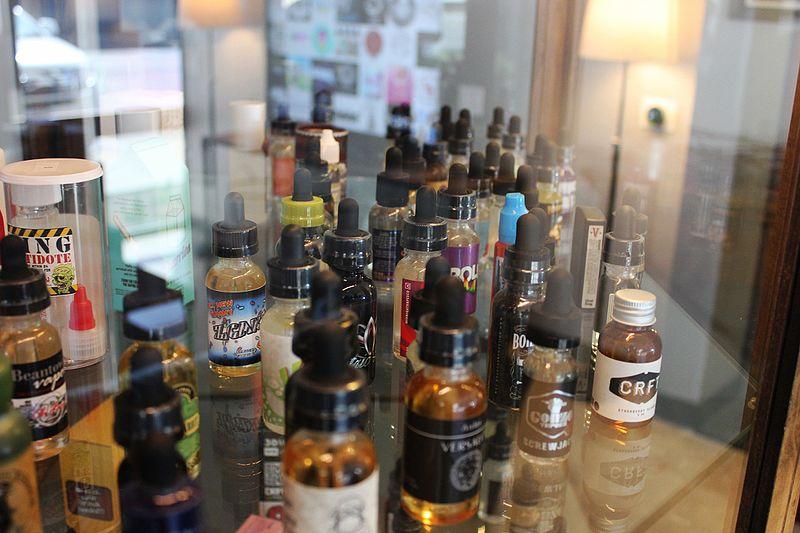 e-liquids kopen