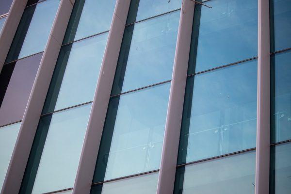 Gelaagd glas raam