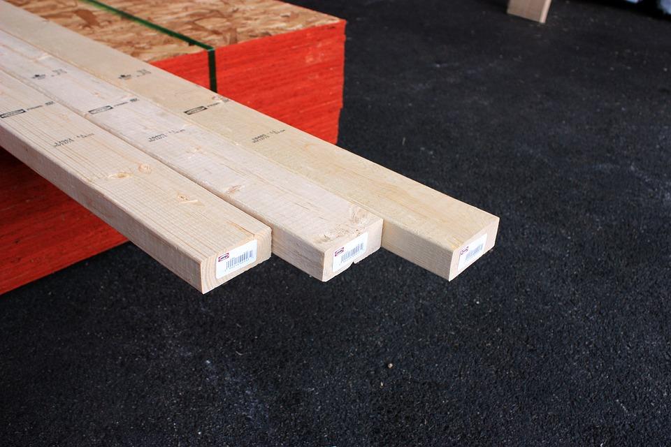 vurenhout structuur
