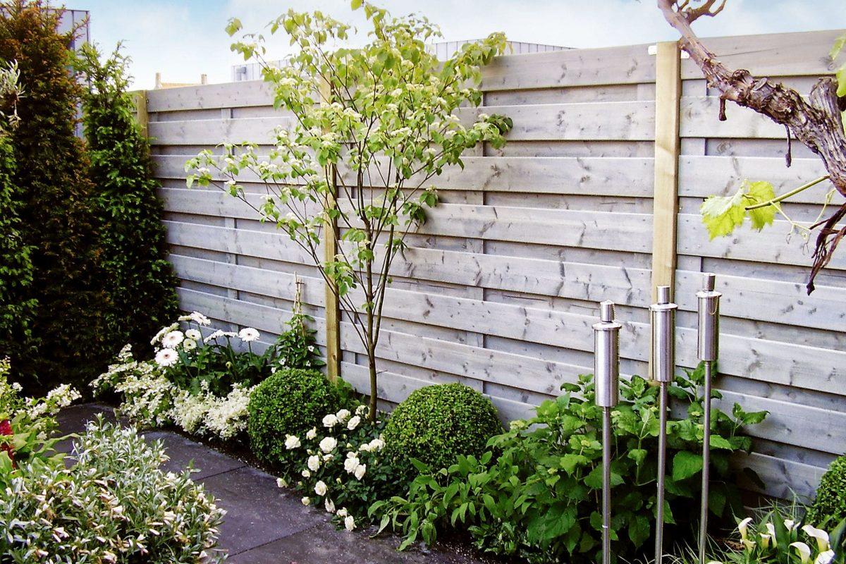 3 duurzaamste soorten tuinafscheiding