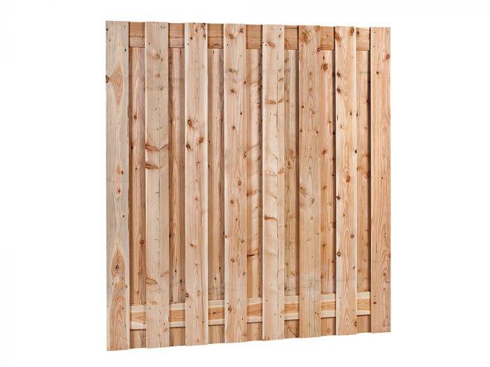 douglas hout tuinafscheiding