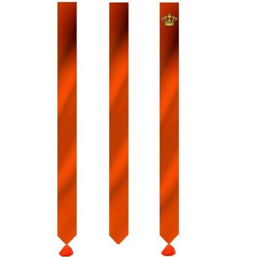 oranje wimpels koningsdag