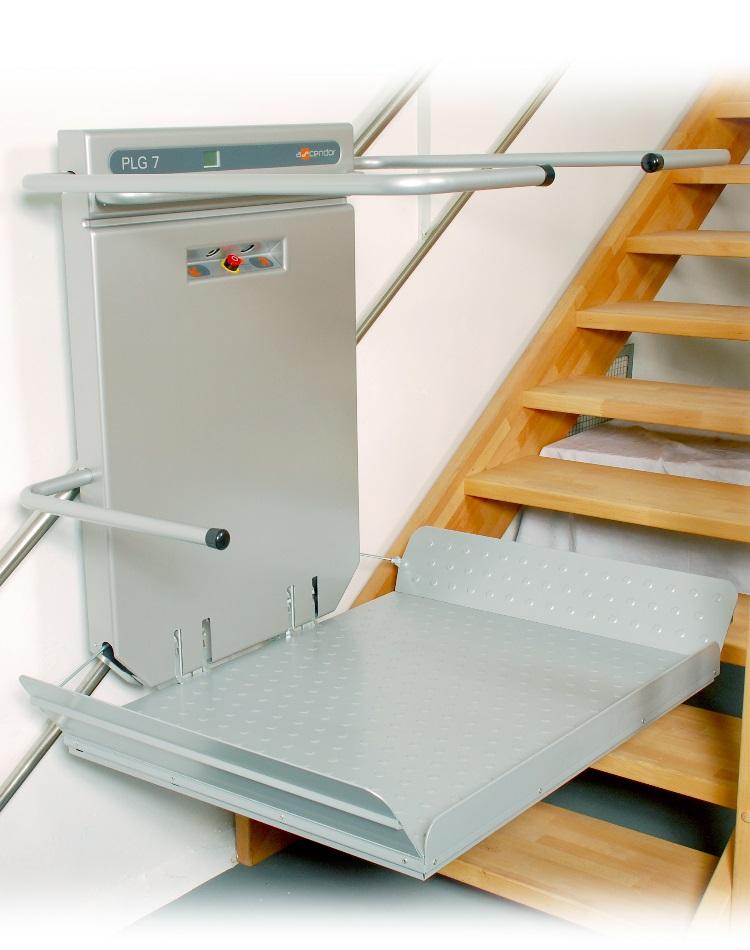 platformlift voorbeeld
