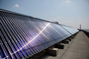 De zonneboiler; een duurzame oplossing