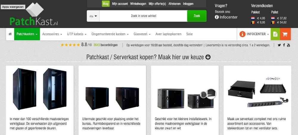 Patchkast.nl