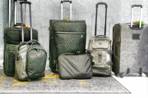 Reistassen in allerlei formaten
