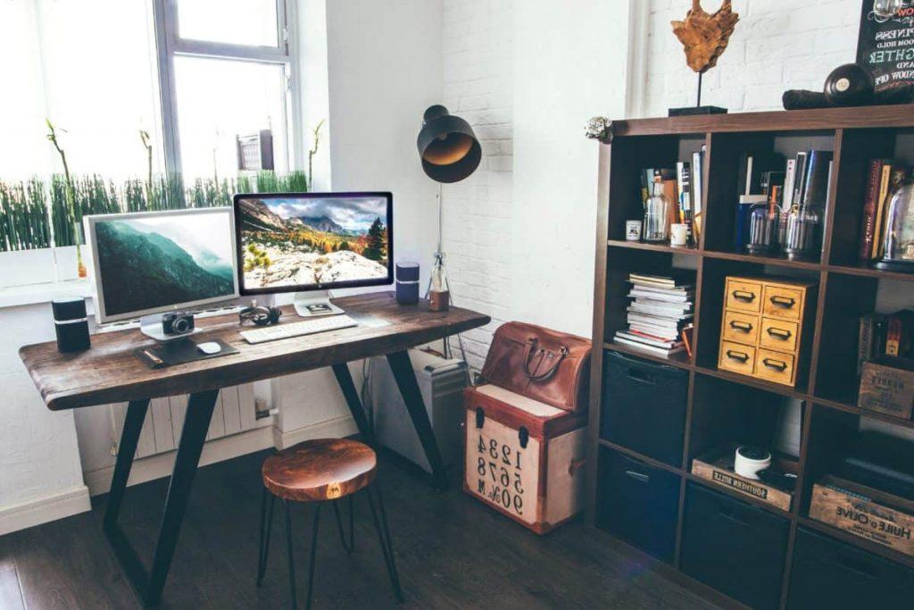 Zo maak je een ideale kantoorruimte in je woning