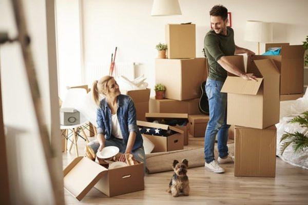 woning verhuizen