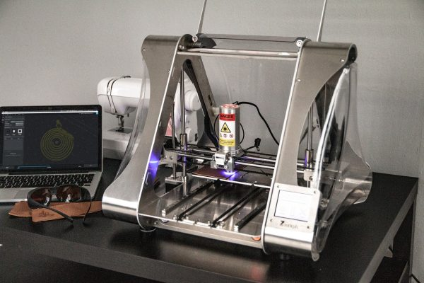 Een 3D-printer als hobby