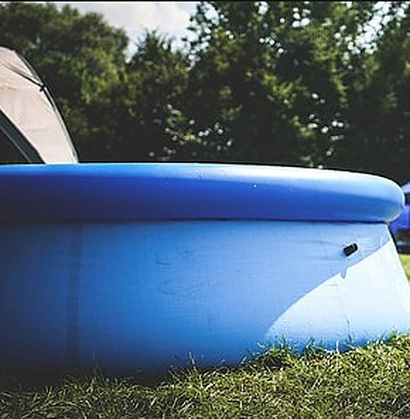geweldig opzetzwembad