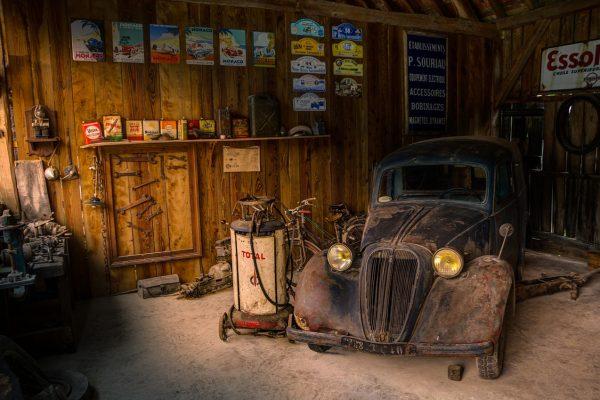 Snel en efficiënt je garage opruimen