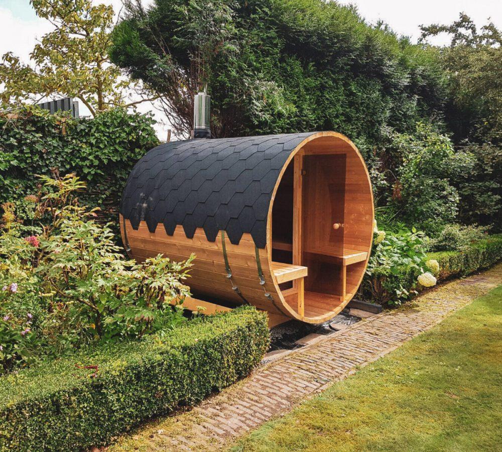 ondergrond sauna