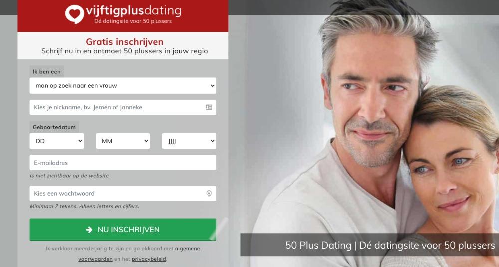 50 plus dating