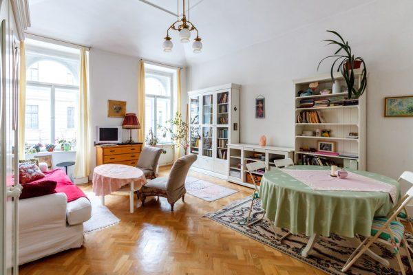 Karakter aan je woonkamer geven doe je met een pvc visgraatvloer