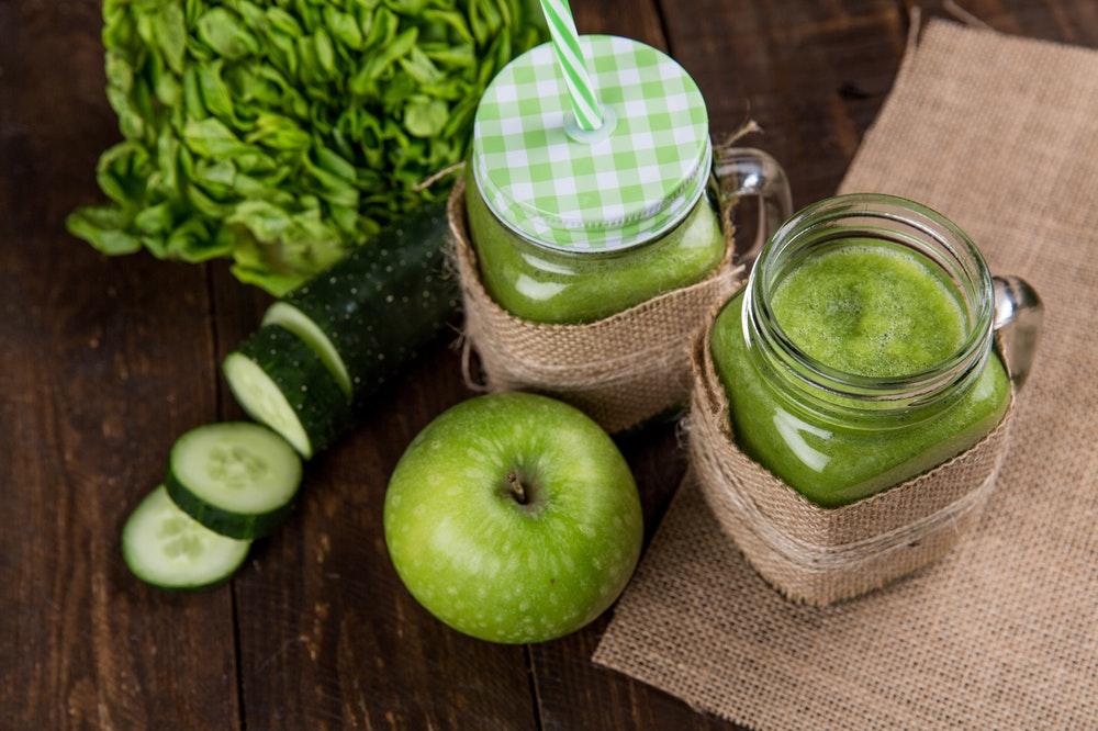 Meer energie en focus met green juice