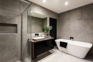Zo style je jouw badkamer